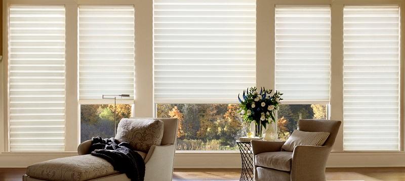 large window solera soft shades