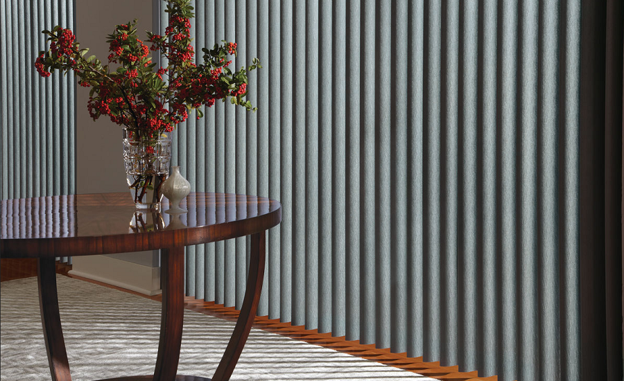 Maintenance of the different types of blinds