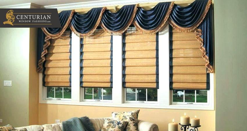 natural window shades