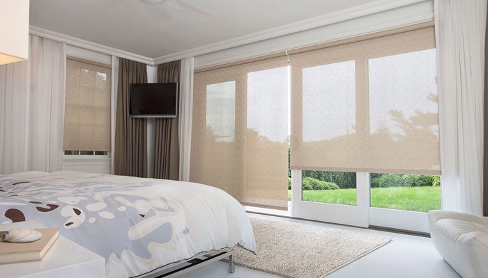 Window Treatments For Sliding Glass Doors, What Size Curtains For Sliding Glass Doors