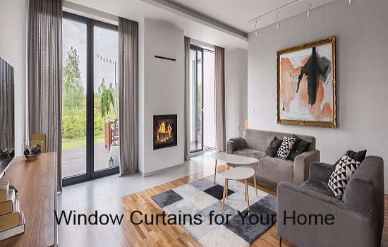 Window curtains-for-your-home