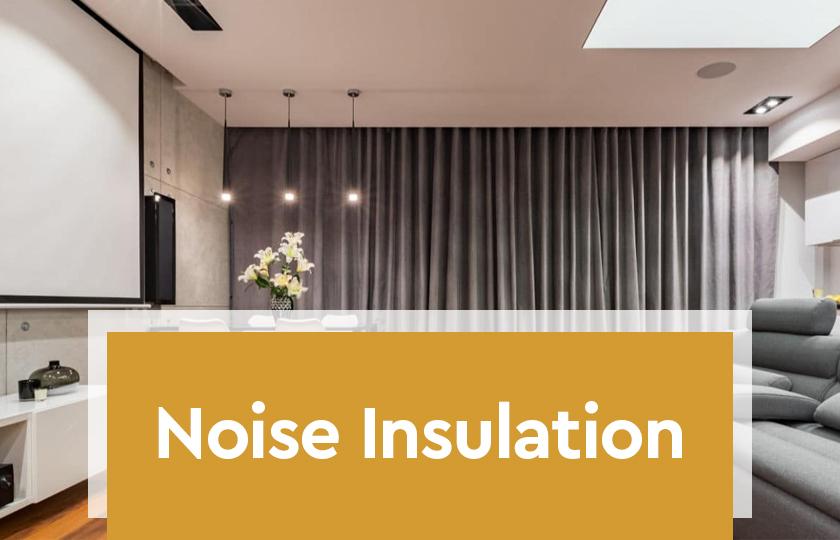Noise Insulation