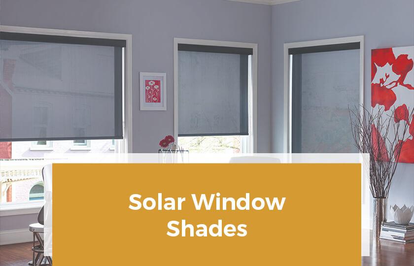 Solar Window Sets
