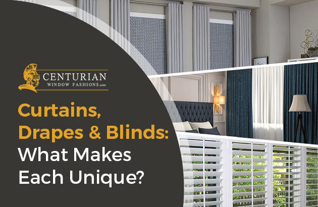 Window Curtains, Drapes and Blinds