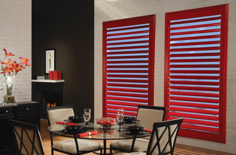 Composite Wood Shutters