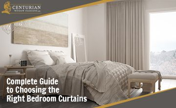 Choosing the Right Bedroom Curtains