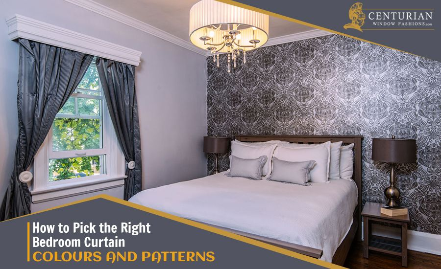 How to Pick the Right Bedroom Curtain Colours and Patterns