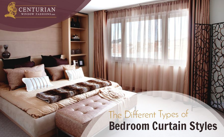 The Different Types of Bedroom Curtain Styles
