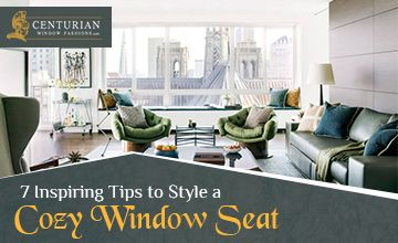 7 Inspiring Tips to Style a Cozy Window Seat