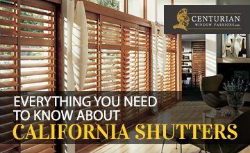 Everything You Need to Know About California Shutters