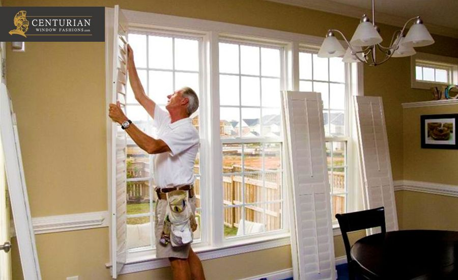 How to Install California Shutters