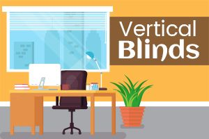 Pros and Cons of Vertical Blinds
