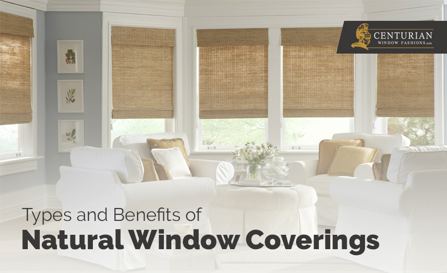 natural window coverings