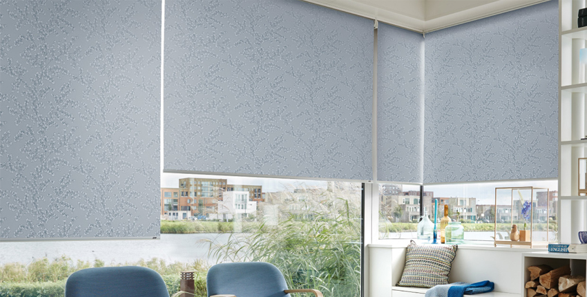 Fabric Roller Blinds in Toronto
