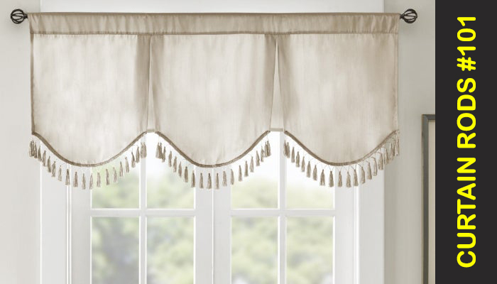 Curtain rods #101