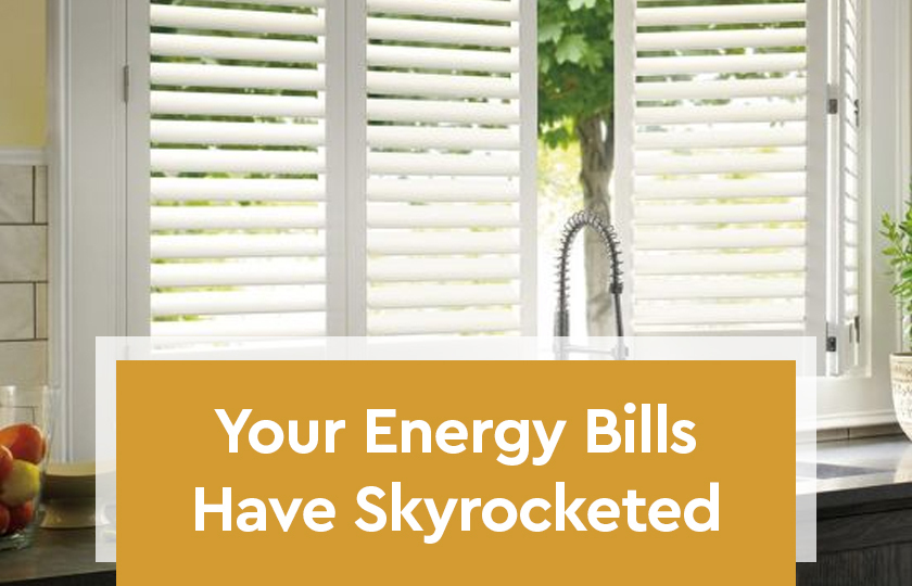 Your Energy Bills Have Skyrocketed