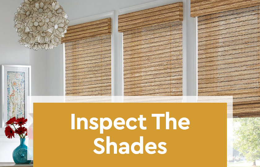 Inspect the Shades
